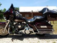 2006 Harley Davidson Electra Glide Ultra Classic. 1450