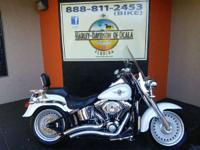 Bikes Softail 1061 PSN. A robust eighty-eight cubic