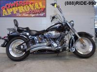 2006 Harley Davidson fat boy for sale only $7,900!