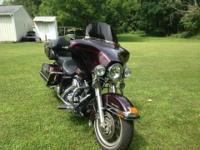 2006 Harley Davidson FLHTCU Electra Glide Classic. New