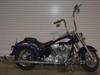 2006 Harley-Davidson FLST/FLSTI Heritage Softail FISH
