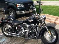 2006 Harley Davidson FLSTF Fat Boy. 2006 Harley
