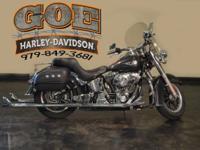 2006 Harley-Davidson FLSTNI Softail Deluxe (049218)