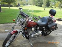 2006 Harley Davidson FXSTI Softail Standard . 2006 HD