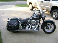 2006 Harley Davidson FXSTS Springer Softail. This 2005