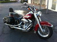 2006 Harley Davidson Heritage Softail 1450cc Twin Cam,