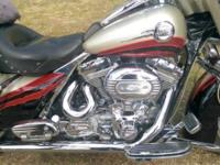 Only 25,694 miles-- 2006 Harley Davidson Ultra Classic