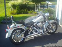 2006 Harley-Davidson Fat Boy Runs strong, 6970 miles