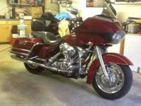 2006 Harley Davidson Road Glide Touring Like new with
