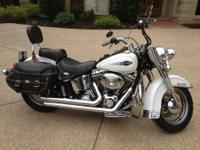 2006 FLHRC-I Road King, 6600 miles, one owner. Cherry /