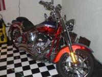 2006 Harley Davidson Screamin Eagle Fatboy (FLSTFSE2),