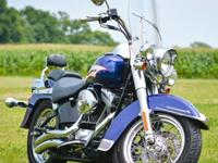 2006 Harley Davidson Softail. A must see and hear! New