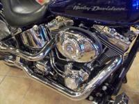 Fuel Injected Harley-Davidson Softail Deuce with only