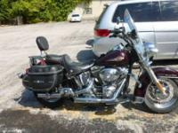 2006 Harley Davidson Softail Heritage Classic Touring
