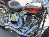 Vance and Hines Big Radius Pipes, SE PRO tuner module