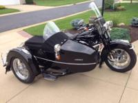 Make: Harley Davidson Model: Other Mileage: 7,250 Mi