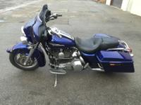 2006 Harley Davidson Street Glide. Bike runs perfect