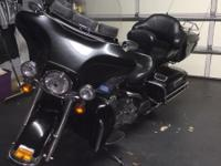 Black in great shape, 48,000 miles ready to ride. For