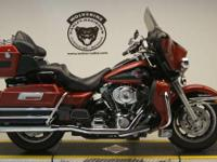 Improved. the Ultra Classic Electra Glide. 2006