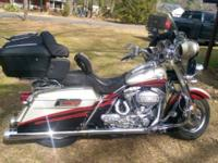 2006 Harley Davidson Ultra Classic Screamin' Eagle--