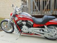 Loaded with H-D Genuine Motor Accessories, these