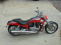 2006 Harley Davidson Motorcycle. It is a Screamin Eagle
