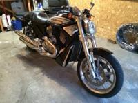 2006 Harley Davidson V-rod Street Rod VRSCR 5500 miles