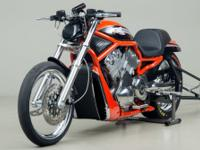 Harley-Davidson VRXSE Screamin' Eagle Destroyer Drag