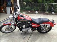 2006 Harley Davidson in Excellent Condition- - Red