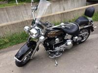 - 2006 Harley Davidson Deluxe in excellent shape. -