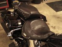 2006 harley heritage softail 1340 cc with road king