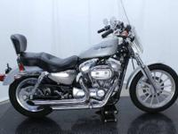 I am selling my 2006 sportster 883 Low due to back