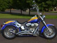 Make: Harley Davidson Model: Other Mileage: 8,114 Mi