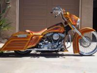 Make: Harley Davidson Model: Other Mileage: 6,200 Mi