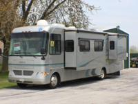 2006 Holiday Rambler Admiral. 37 feet in total length