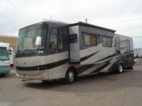 2006 Holiday Rambler Ambassador CLASS A DIESEL PUSHER