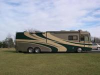 Beautiful Motorhome ready for the open road. Loaded to