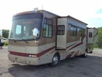 2006 Holiday Rambler Endeavor 40PDQ Allison Trans *