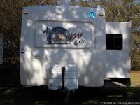 2006 Holiday Rambler Savoy, 32 FKD Travel Trailer, 32