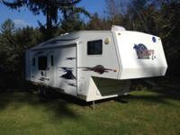 2006 Holiday Rambler Savoy SL 29' 5th-Wheel.  Great