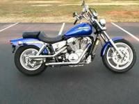 Very nice Shadow with 15K miles. Nnew tires and