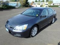 Here's a great deal on a 2006 Honda Accord! Worthy