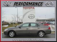 2006 HONDA ACCORD 4dr Car EX-L Our Location is: