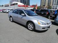 2006 Honda Accord 4dr Car EX-L Our Location is: Toyota