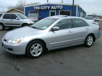 2006 HONDA ACCORD EX 2.4 4 CYL! FINANCING AVAILABLE