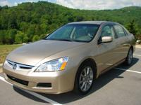 2006 Honda Accord EX, 4 door automatic, 80.239 miles,