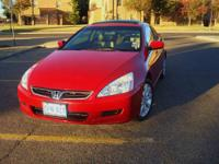 $11,500 OR BEST OFFER Awesome 2007 Accord V6 EX-L Coupe