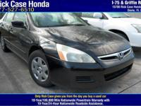 Options:  2006 Honda Accord Sdn Lx|/|V4 2.4L