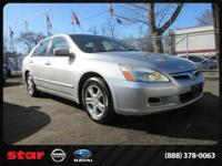 This 2006 Honda Accord Sedan has been treated with kid