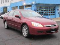 This 2006 Honda Accord Sdn LX V6 AT is offered to you